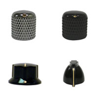 Amplifier & Guitar Knobs